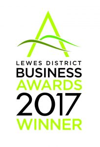 Lewes District Business Awards 2017 - Winner