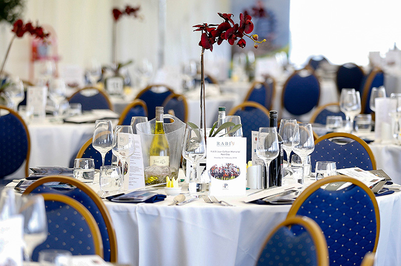 Paddock & Marquess Restaurants at Plumpton Racecourse
