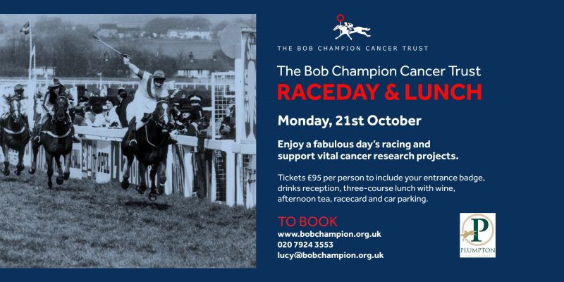 Bob Champion Charity Raceday