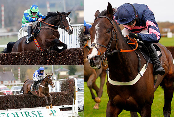 Cheltenham Thursday entries