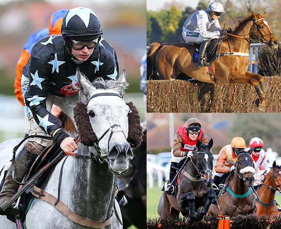 Cheltenham Friday entries